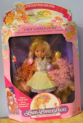 Lady LovelyLocks