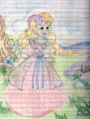Manon: Sparkle Pretty Lady LovelyLocks