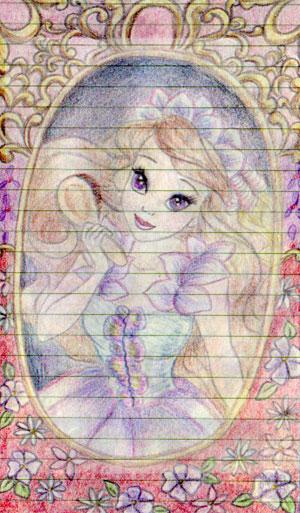 Manon: FlowerBall Maiden FairHair