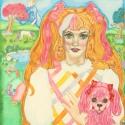 Ariel Mattive: Enchanted Lady