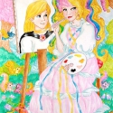 Elizabetta Frances: Lady LovelyLocks