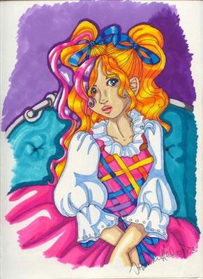 Indispoptart: Lady LovelyLocks