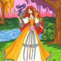 Stariachiba: Maiden CurlyCrown