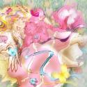 LadyTwinkle: Lady LovelyLocks and Silkypup