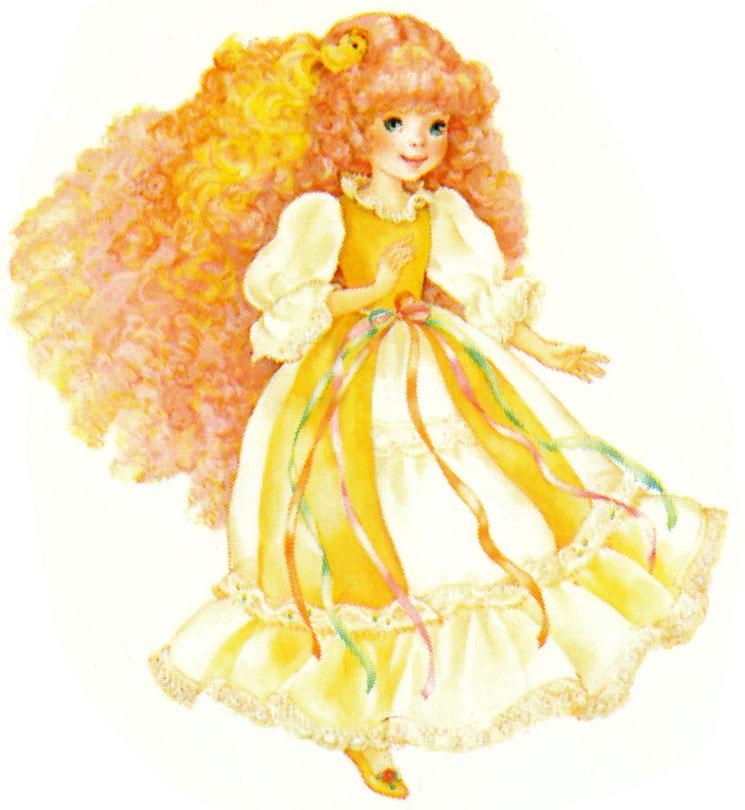 Maiden CurlyCrown