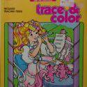 Trace color