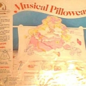 Musical pillowcase